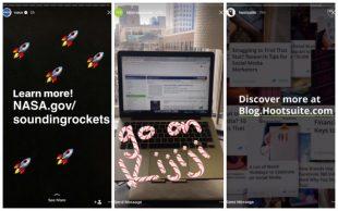 ES: Escribe en las historias de Instagram con títulos y links