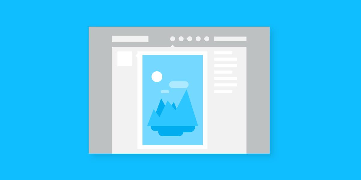 Optimizar el tamaño de las imágenes en tus publicaciones de tumblr te va a permitir optimizar tu distribución orgánica