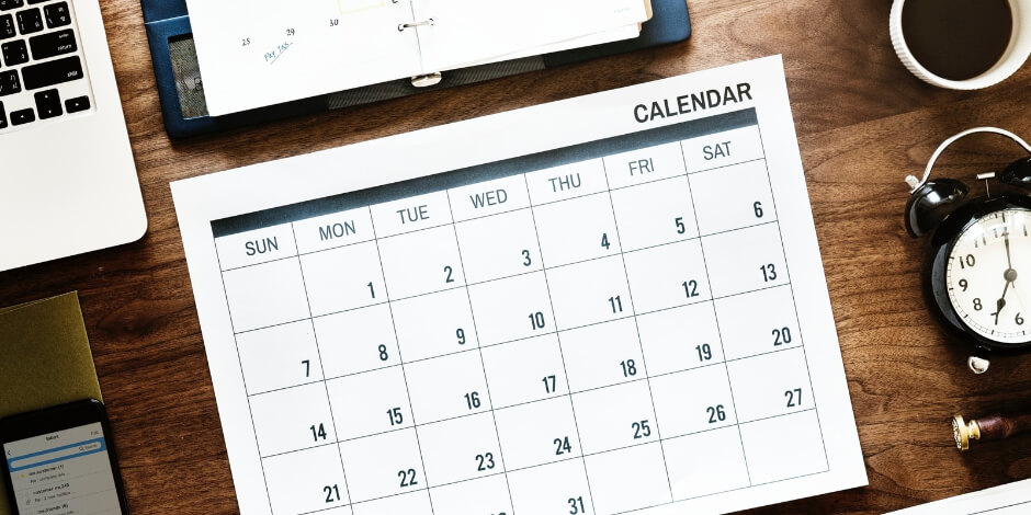 Health Calendar Design : How to create a social media content calendar tips and