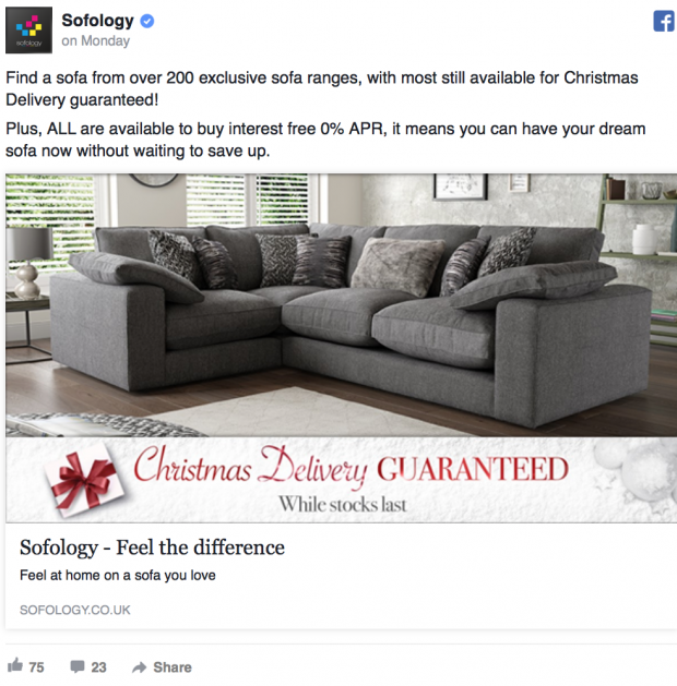 6 Tips for Creating Holiday Facebook Ads that Convert