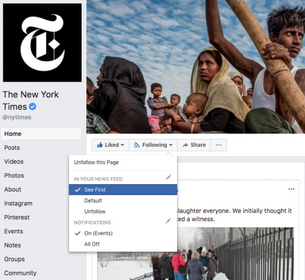 El algoritmo de Facebook tiene cambios este 2018. Descúbrelos en nuestro blog