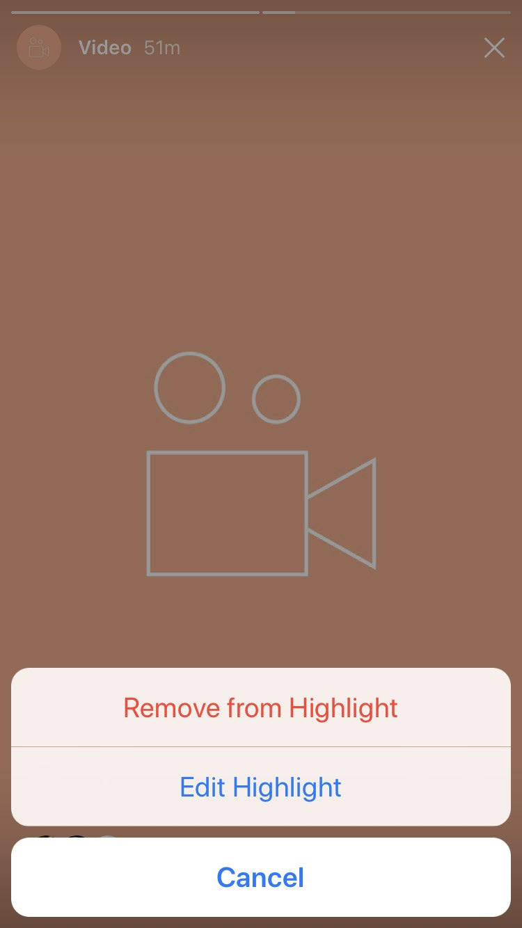 Free Instagram Stories Highlight