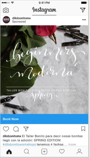 publicidad en Instagram - Las publicaciones en Instagram