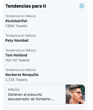 Los perfiles promocionados son parte de la publicidad en Twitter