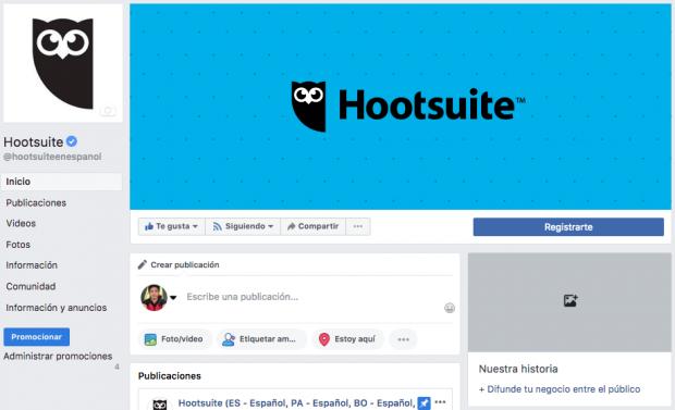 Branding personal en las redes sociales - Facebook