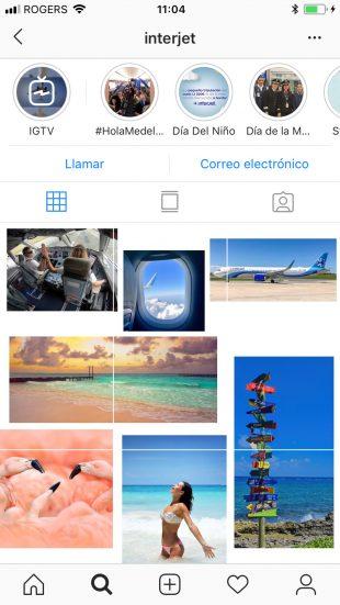 Más seguidores en Instagram Se creativo