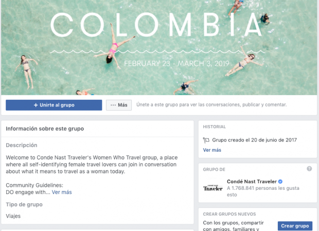 Women who travel - 5 estrategias para ganar seguidores en Facebook