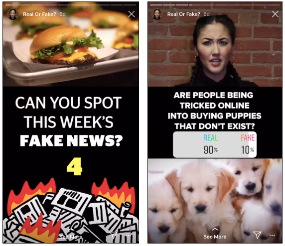 7 Creative Ways Brands Are Using Polls in Instagram Stories