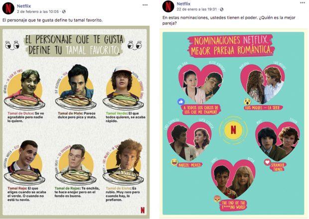 Imágenes para Facebook (Infografías) dos