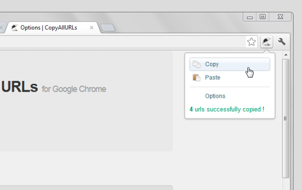 extensions de chrome