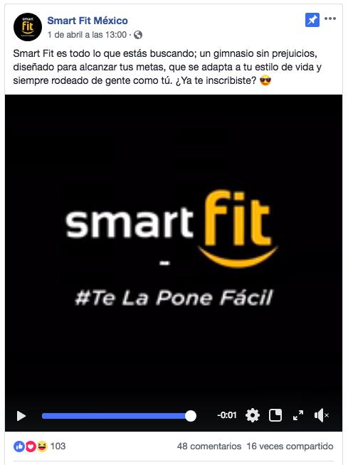 Cómo conseguir más likes en Facebook - Descúbrelo de la mano de Smart Fit México