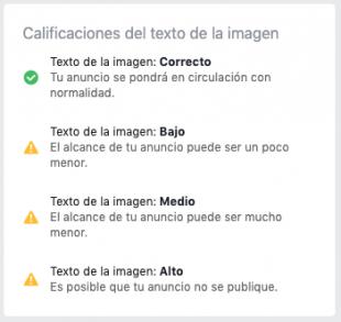 Imágenes en Facebook con 20%