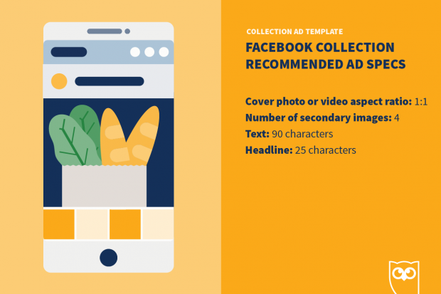 Facebook collection ad specs