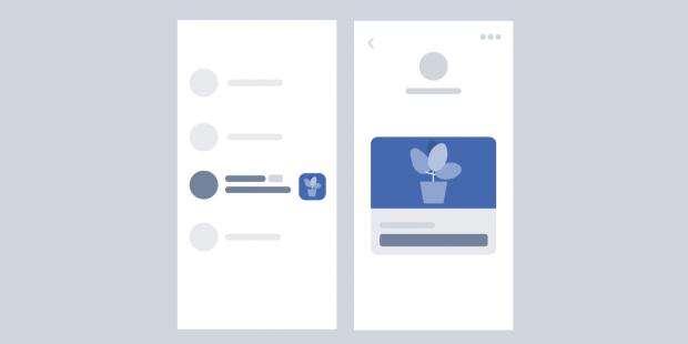 Kích thước ảnh quảng cáo Facebook Messenger