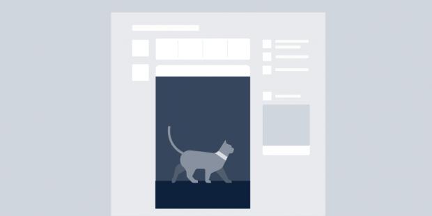 Tumblr dashboard image size