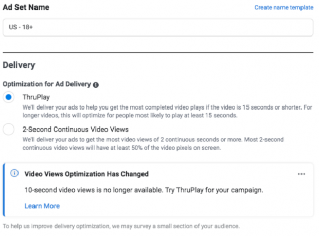 Create the Best Facebook Video Adverts