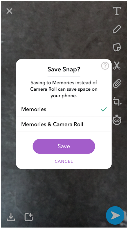 How to Use Snapchat Memories to Grow and Engage Your Audience