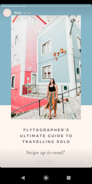 Flytographer's ultimate guide to travelling solo